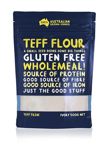 Teff Flour - Ivory