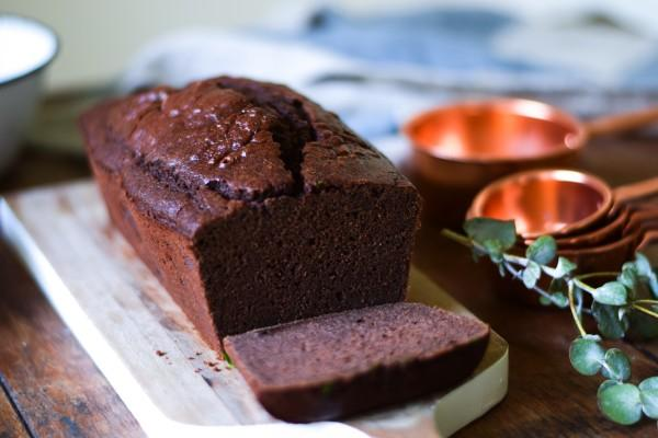 Chocolate Teff Loaf