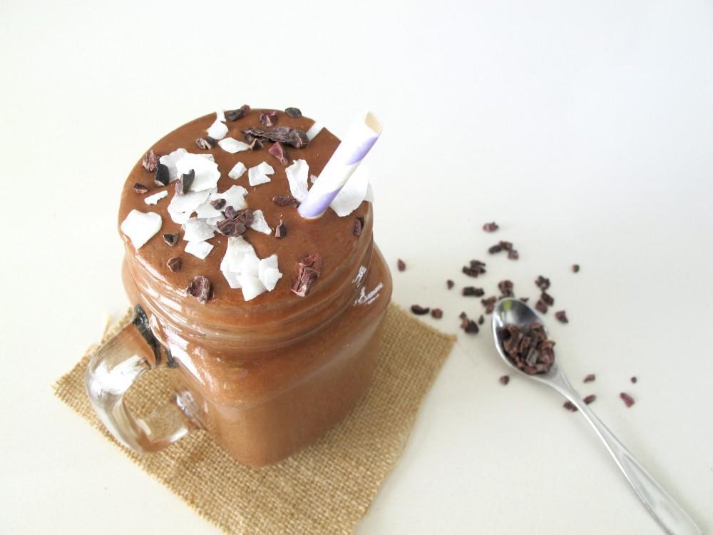 Chocolate Thick Shake
