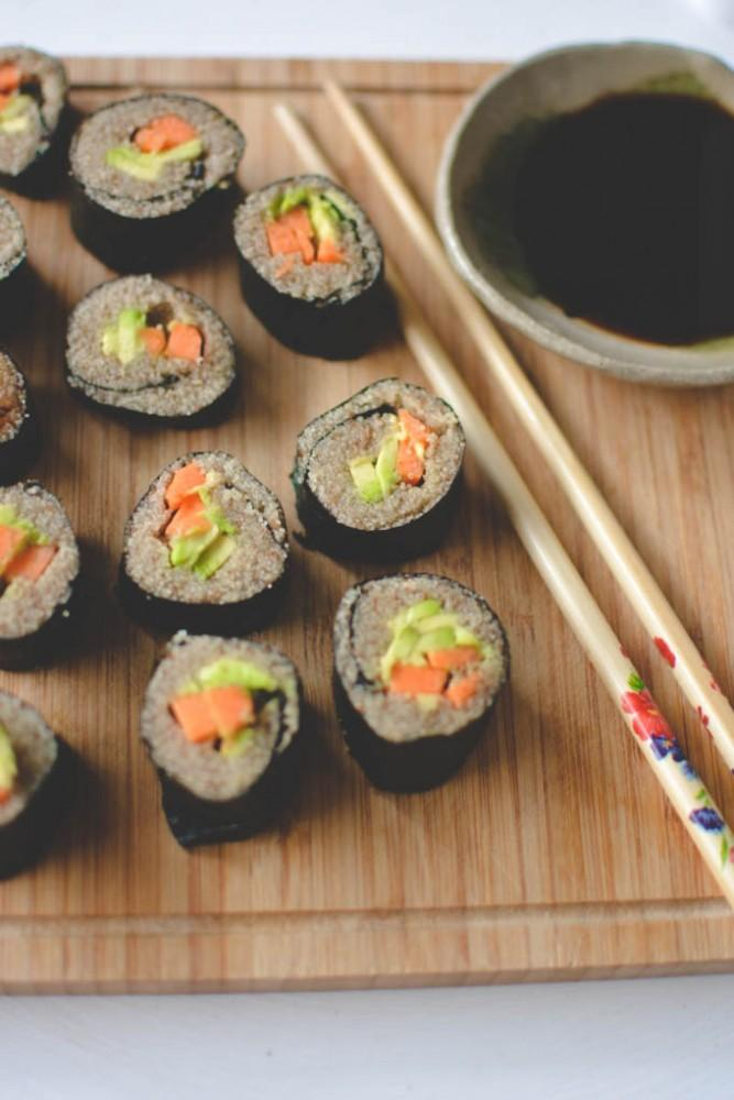 teff sushi