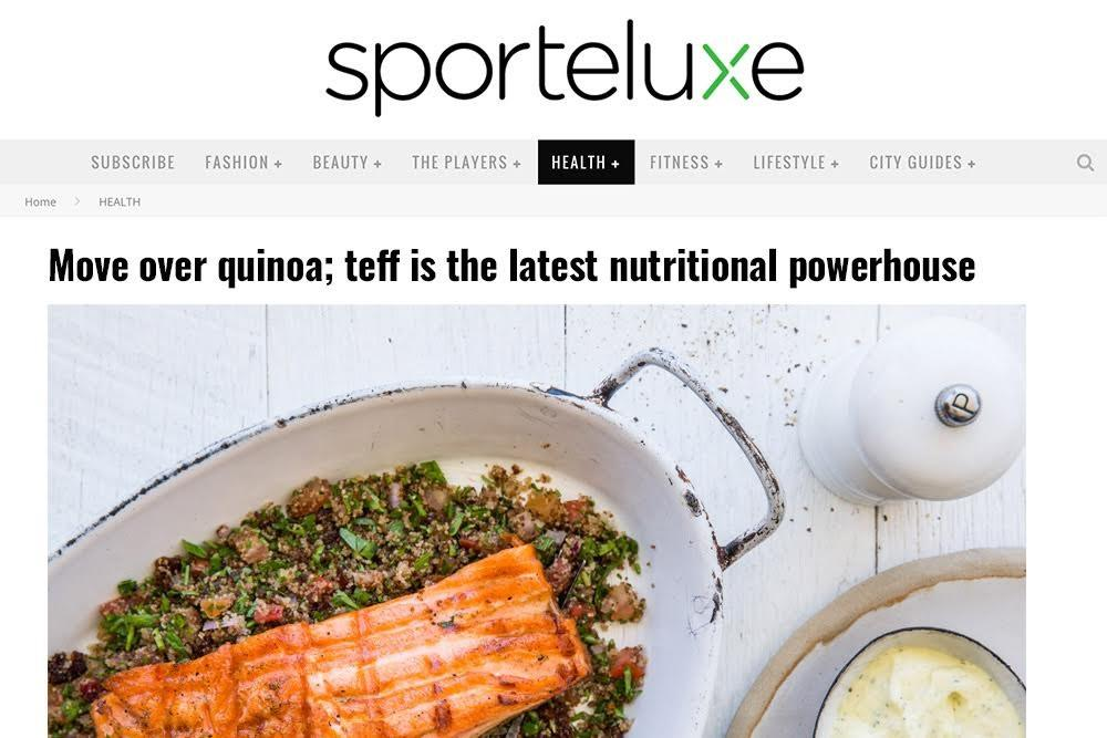teff tribe Sproteluxe article