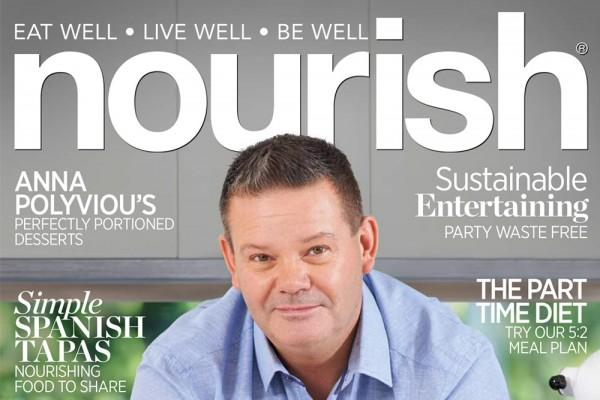 "Nourish July 2016 - ""Join The Tribe"""