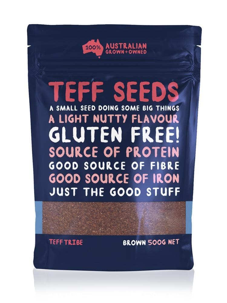Brown Teff Seeds