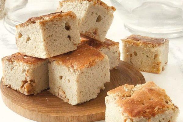 Gluten Free Kit Kat Cake Bars